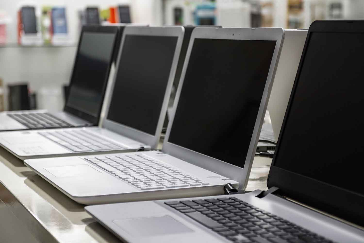Cheap Refurbished Laptops